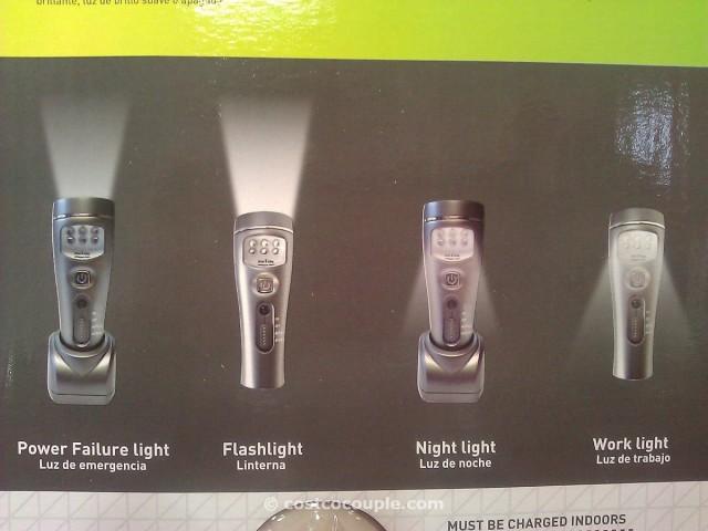 Capstone 4 Function LED Light Costco 5