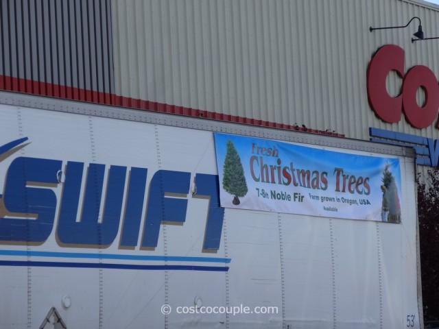 Christmas Tree Truck Costco 2
