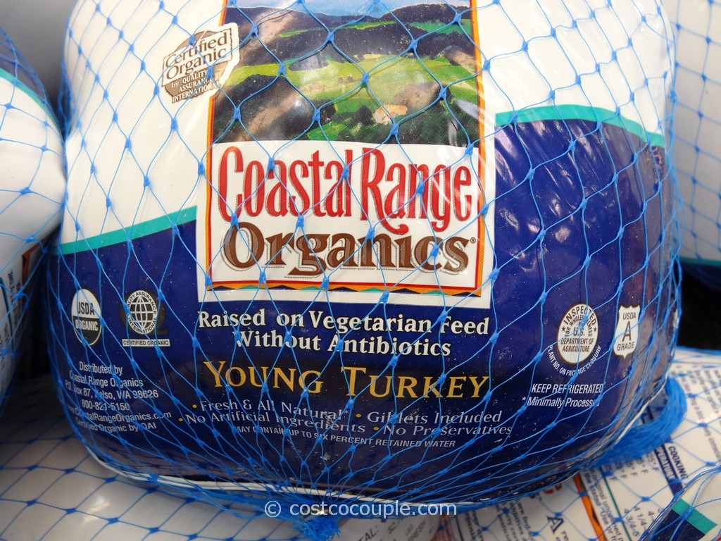 Coastal Range Organic Turkey Costco 4