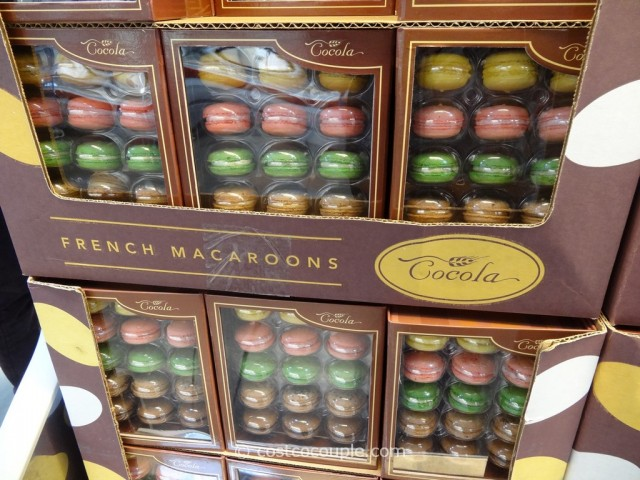 Cocola French Macaroon Costco 3