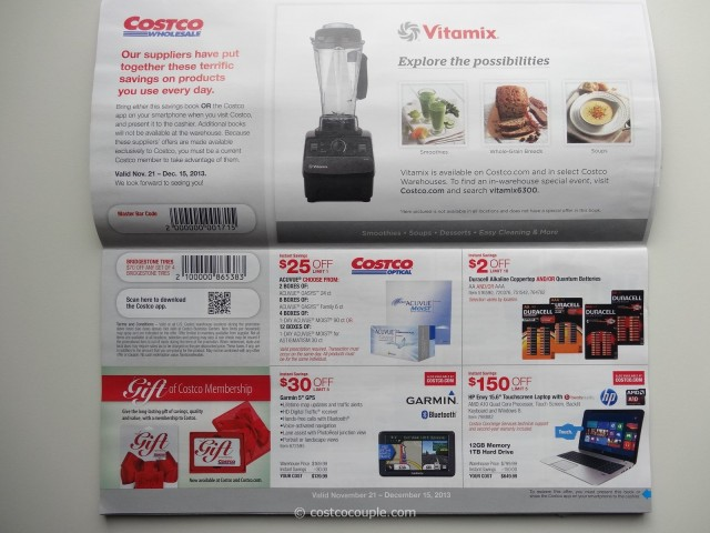 Costco December 2013 Coupon Book 2