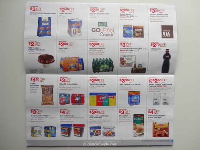 Costco December 2013 Coupon Book 4