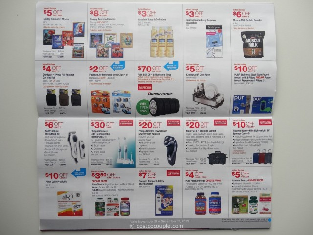 Costco December 2013 Coupon Book 5
