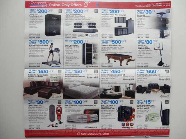 Costco December 2013 Coupon Book 7