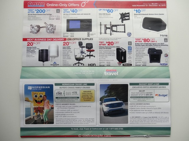 Costco December 2013 Coupon Book 8