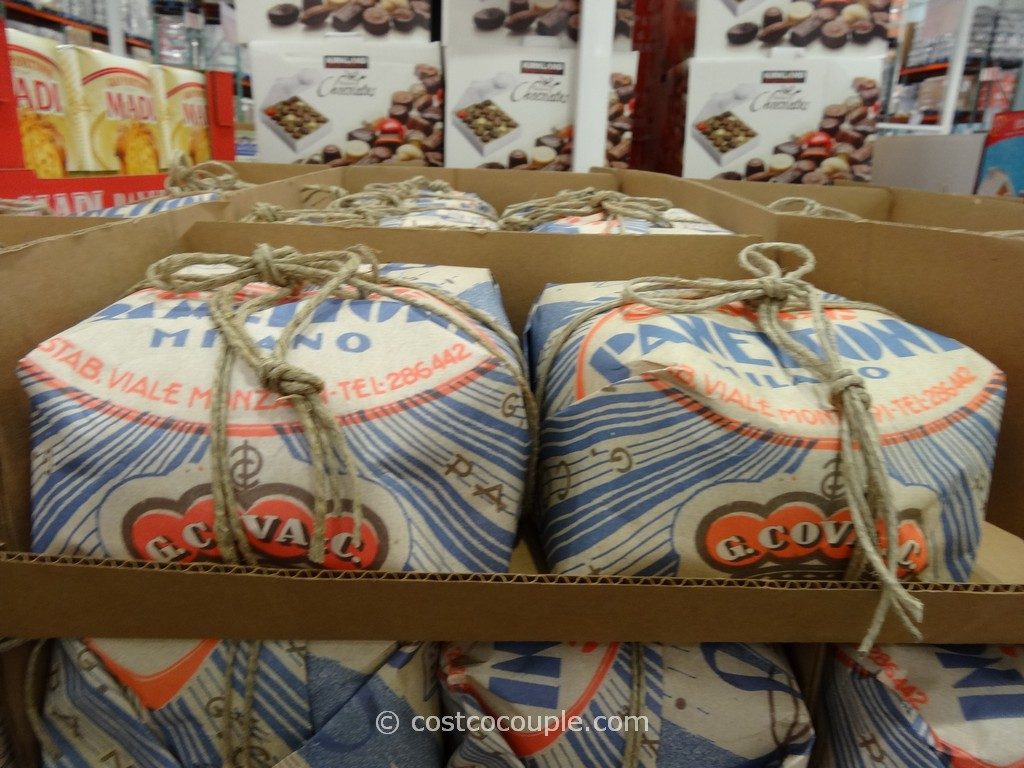 Cova Traditional Panettone Costco 2