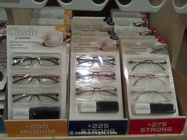 Design Optics 3 Pack Reading Glasses Costco 3