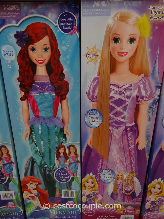 Disney My Size Princess Costco 1