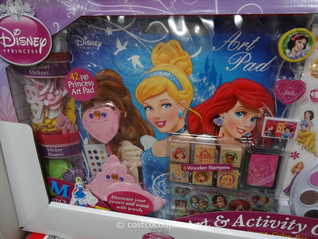 Disney Super Activity Set