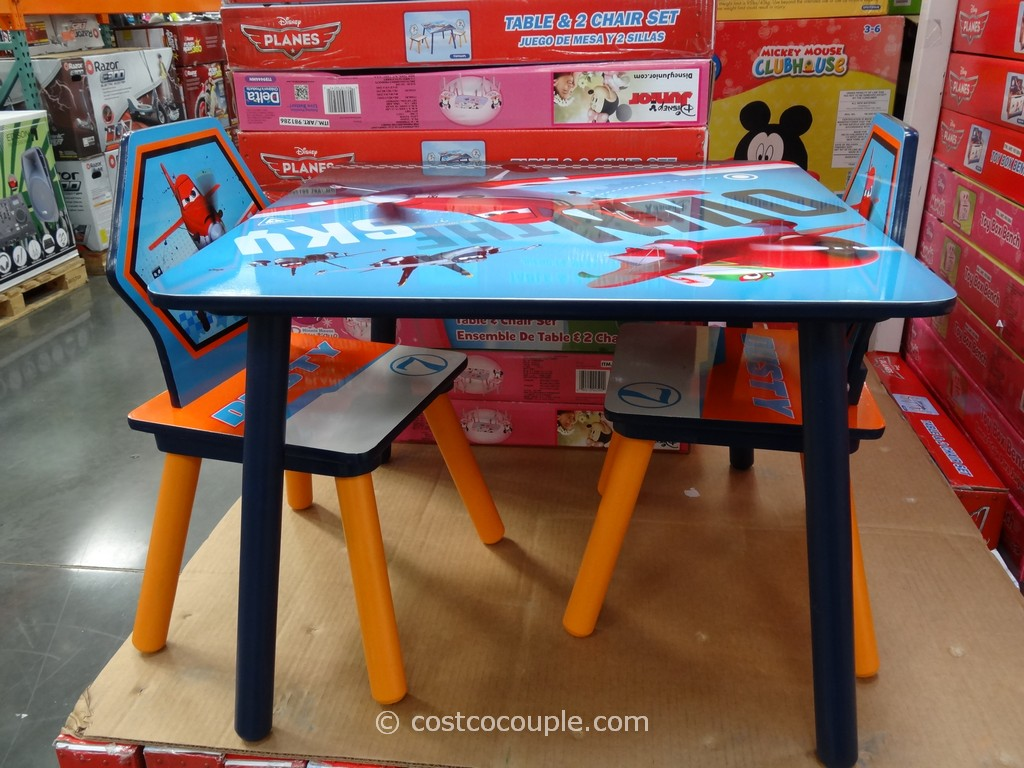 Disney Table and Chairs Set Costco 2