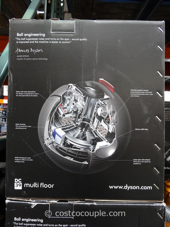 ... Dyson DC39 Multi Floor Canister Vacuum Costco 3 ...
