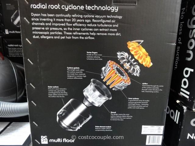 Dyson DC39 Multi-Floor Canister Vacuum Costco 4