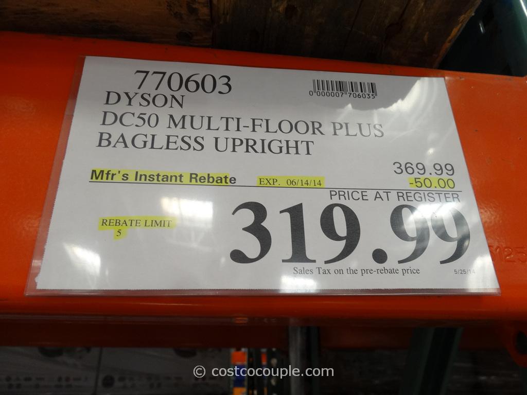 dyson dc50 multi-floor plus vacuum