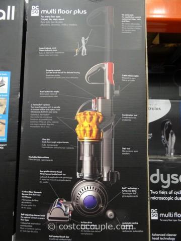 Dyson DC50 Multi-Floor Plus Costco 7