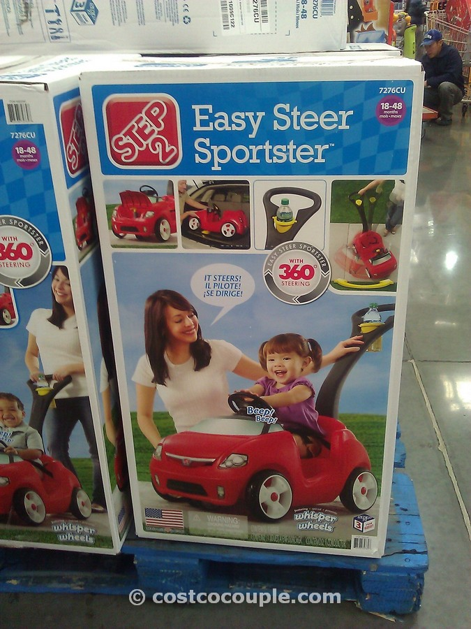 Easy Steer Sporster Costco 1
