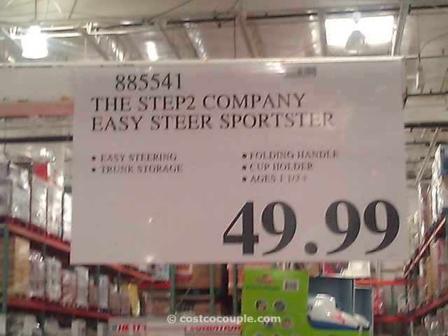 Easy Steer Sportster Costco 2