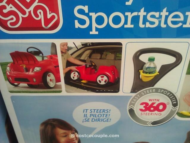Easy Steer Sportster Costco 4
