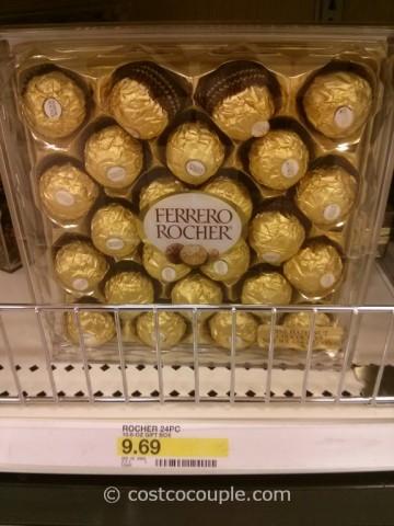 Ferrero Rocher Target