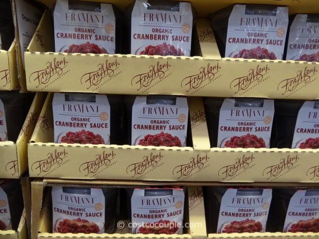 Framani Organic Cranberry Sauce Costco 1