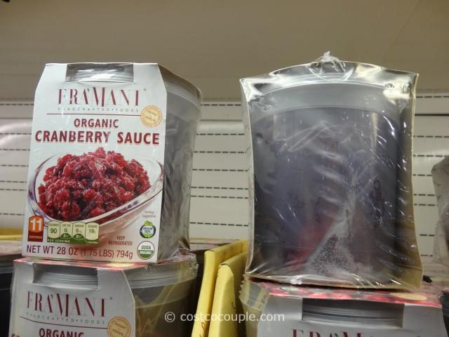 Framani Organic Cranberry Sauce Costco 3