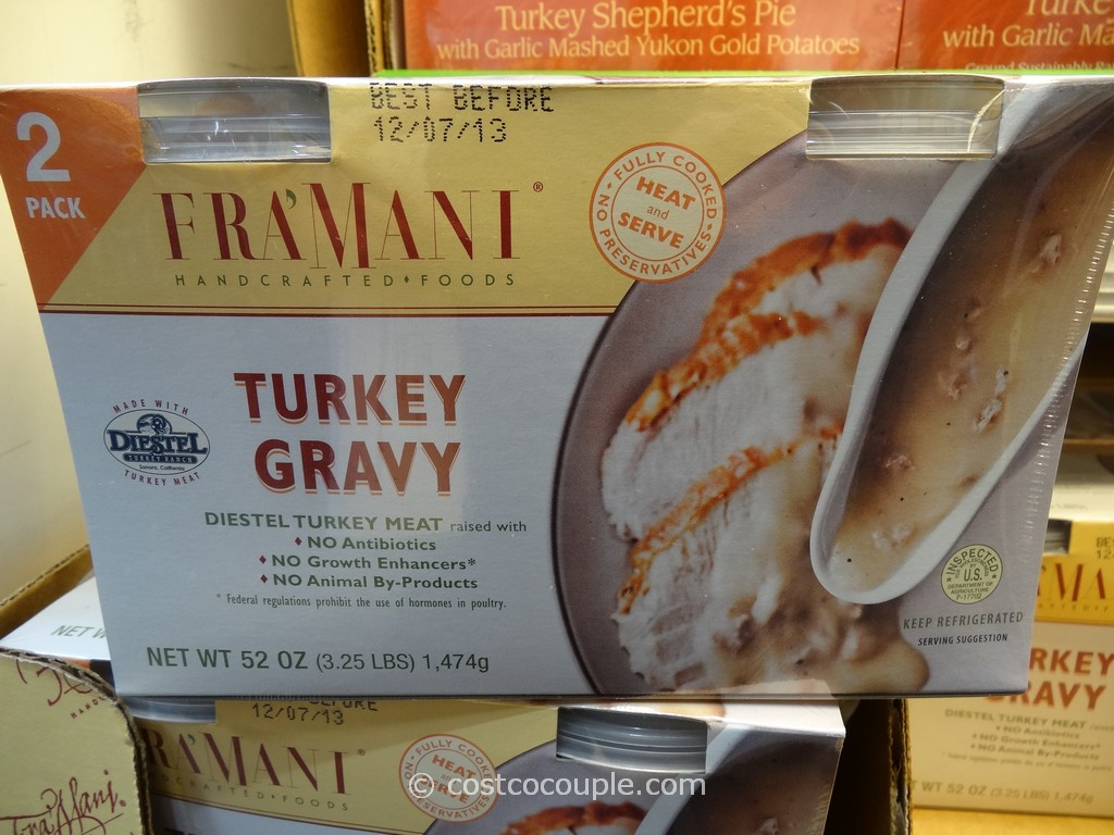 Framani Turkey Gravy Costco 2