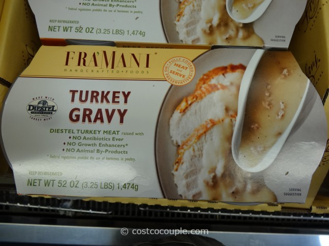 Framani Turkey Gravy Costco 3