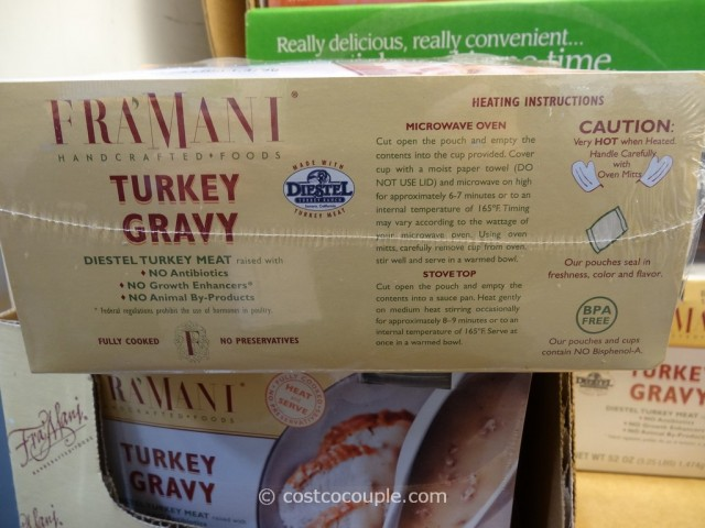Framani Turkey Gravy Costco 4