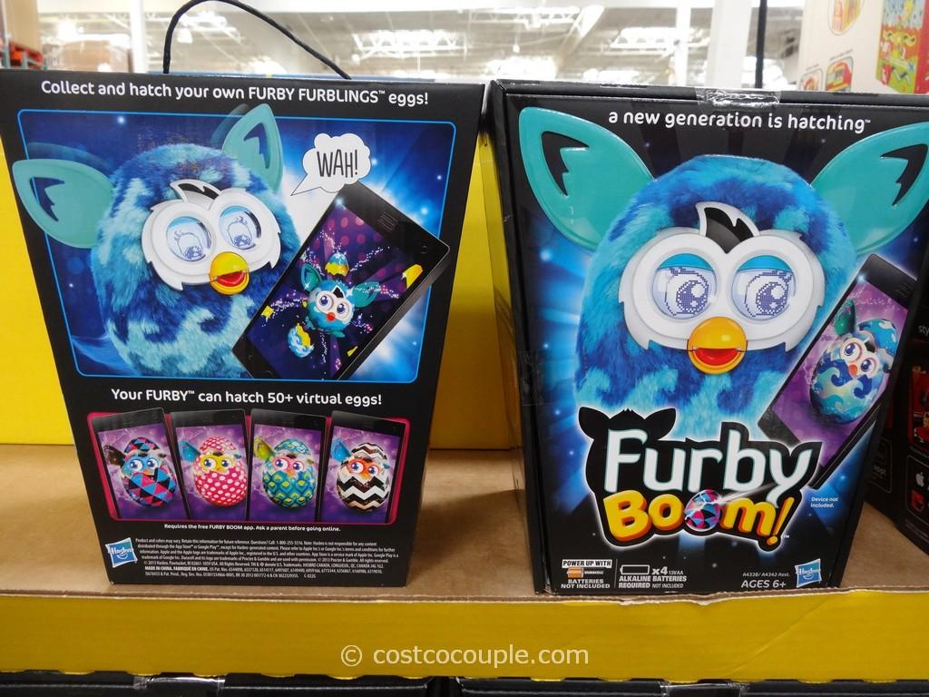 Furby Boom Costco 1