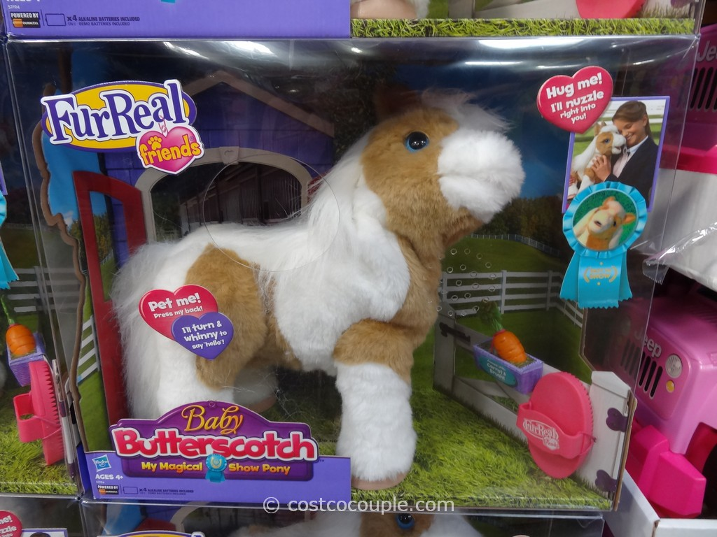 Furreal Baby Butterscotch Costco 3