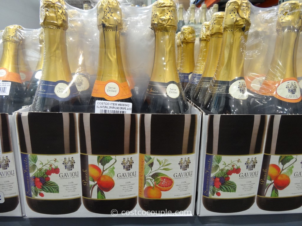 Gavioli Sparkling Juice Costco 2