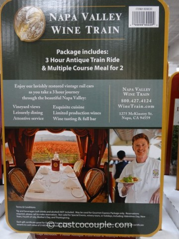 Napa valley wine train coupon code