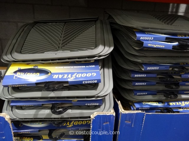 Goodyear Heavy Duty Floor Mats Costco 2