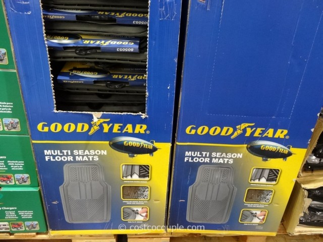 Goodyear Heavy Duty Floor Mats Costco 3