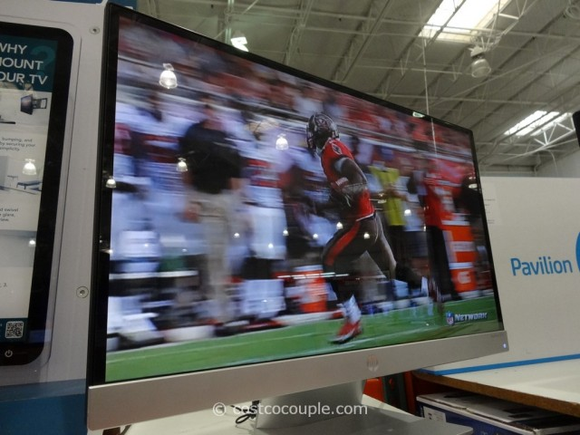 HP 27-Inch IPS LED Monitor Costco 5