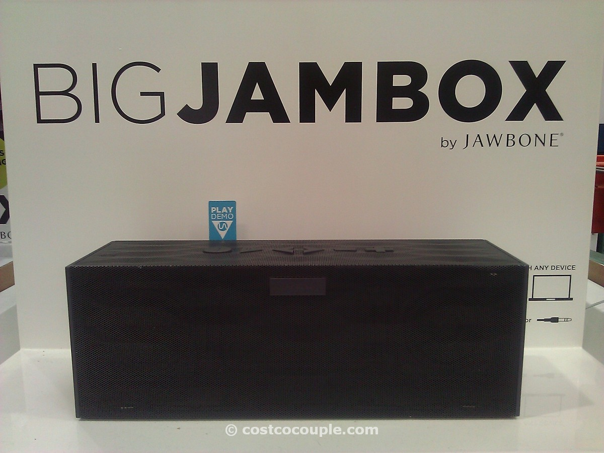 Jawbone Jambox Bluetooth Speaker Costco 3