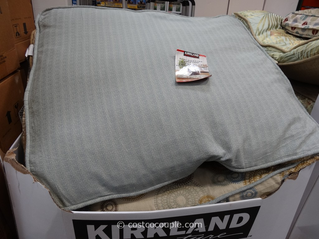 Kirkland Signature Rectangular Pet Bed Costco 2