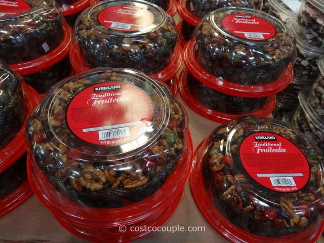 Kirkland Signature Traditional Fruitcake Costco 1