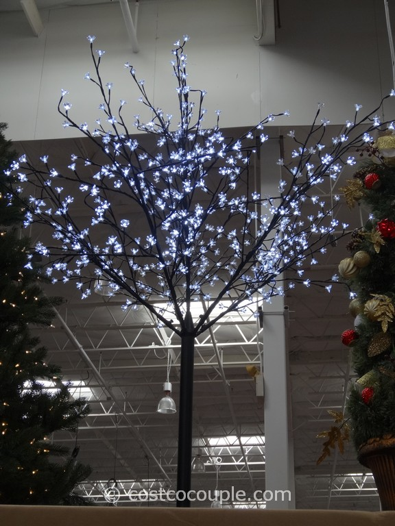 LED Blossom Tree Costco 1