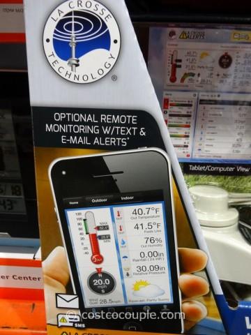 Lacrosse Wireless Weather Station Costco 4