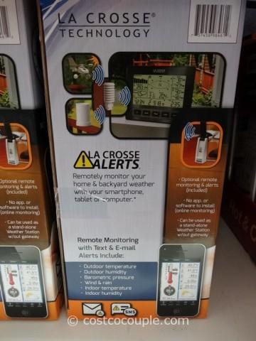 Lacrosse Wireless Weather Station Costco 7