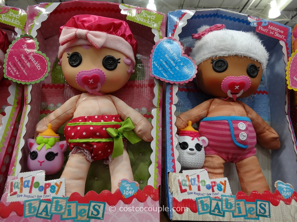 Lalaloopsy Baby Doll Costco 2