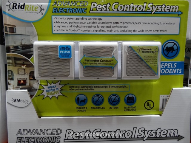 Lancer and Loader Electronic Pest Repeller Costco 2
