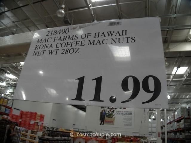 Mac Farms Kona Coffee Macadamia Nuts Costco 1