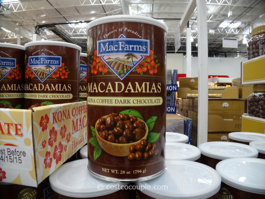 Mac Farms Kona Coffee Macadamia Nuts Costco 4