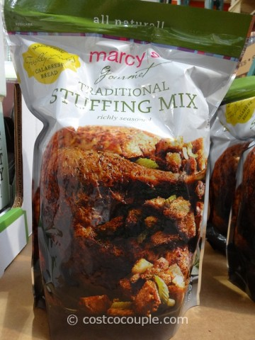 Marcys Traditional Stuffing Mix Costco 2