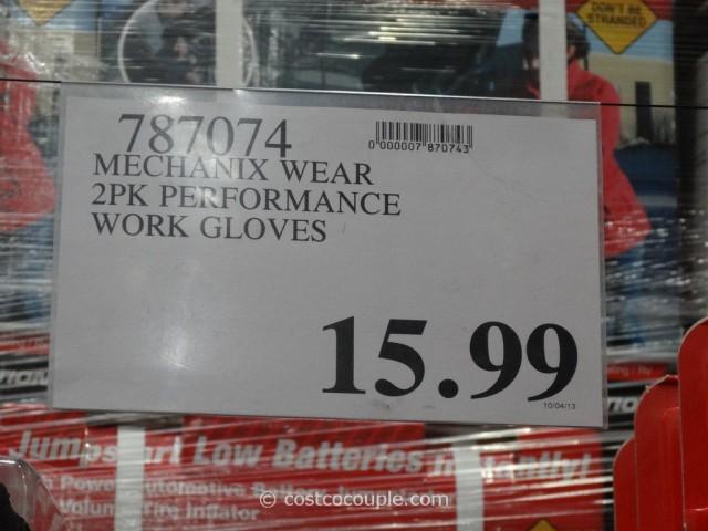 Mechanix Wear Performance Work Gloves Costco 1