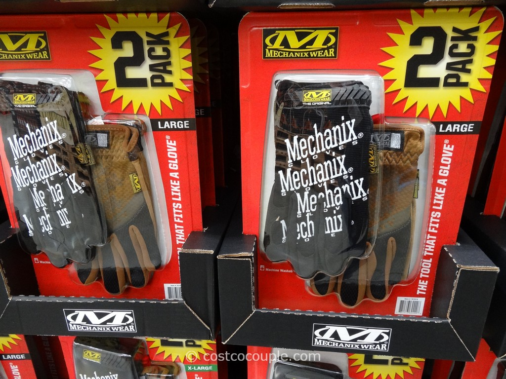 Mechanix Wear Performance Work Gloves Costco 2