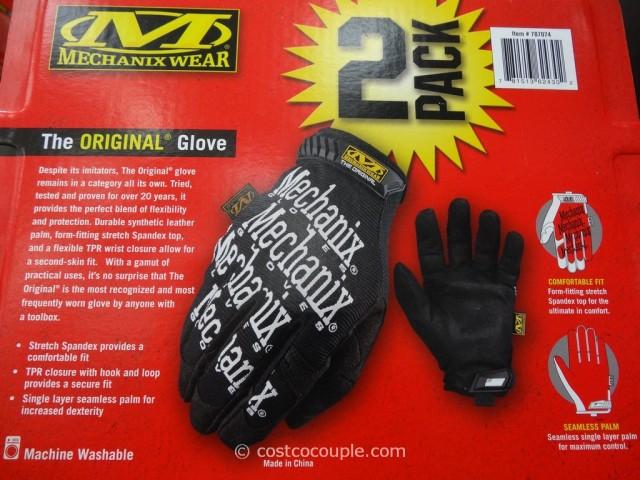 Mechanix Wear Performance Work Gloves Costco 3