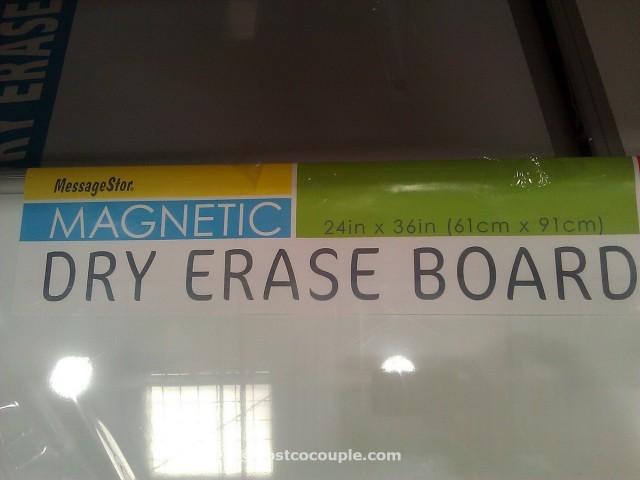 MessageStor Dry Erase Board Costco 5