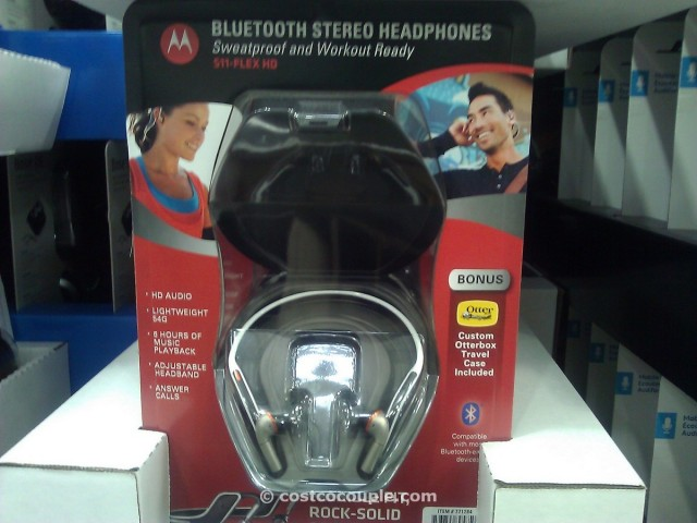 Motorola Bluetooth Stereo Headset Costco 1
